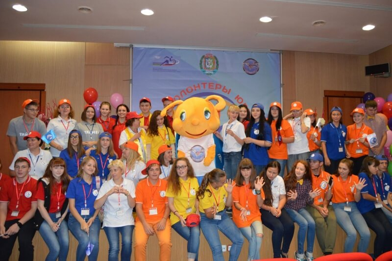 Югорск на первых обучающих сборах волонтеров