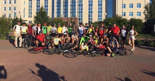 Завершился 12-й любительский чемпионат округа по велоспорту