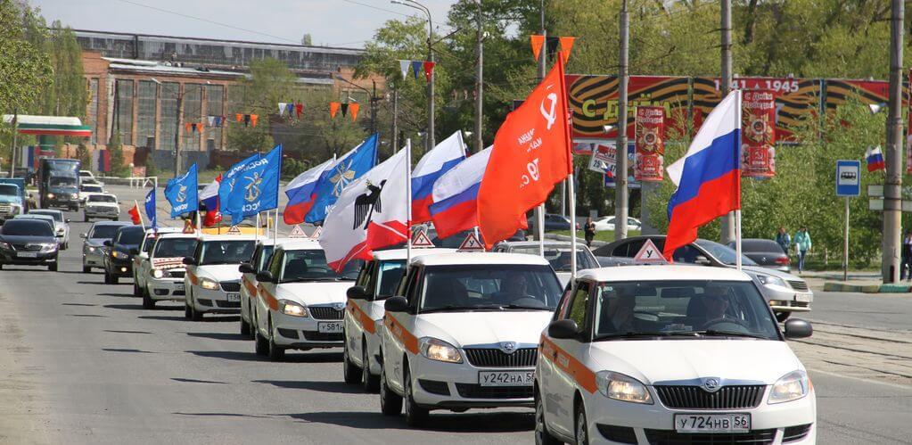 Продлим жизнь ветеранам – по мирным дорогам России