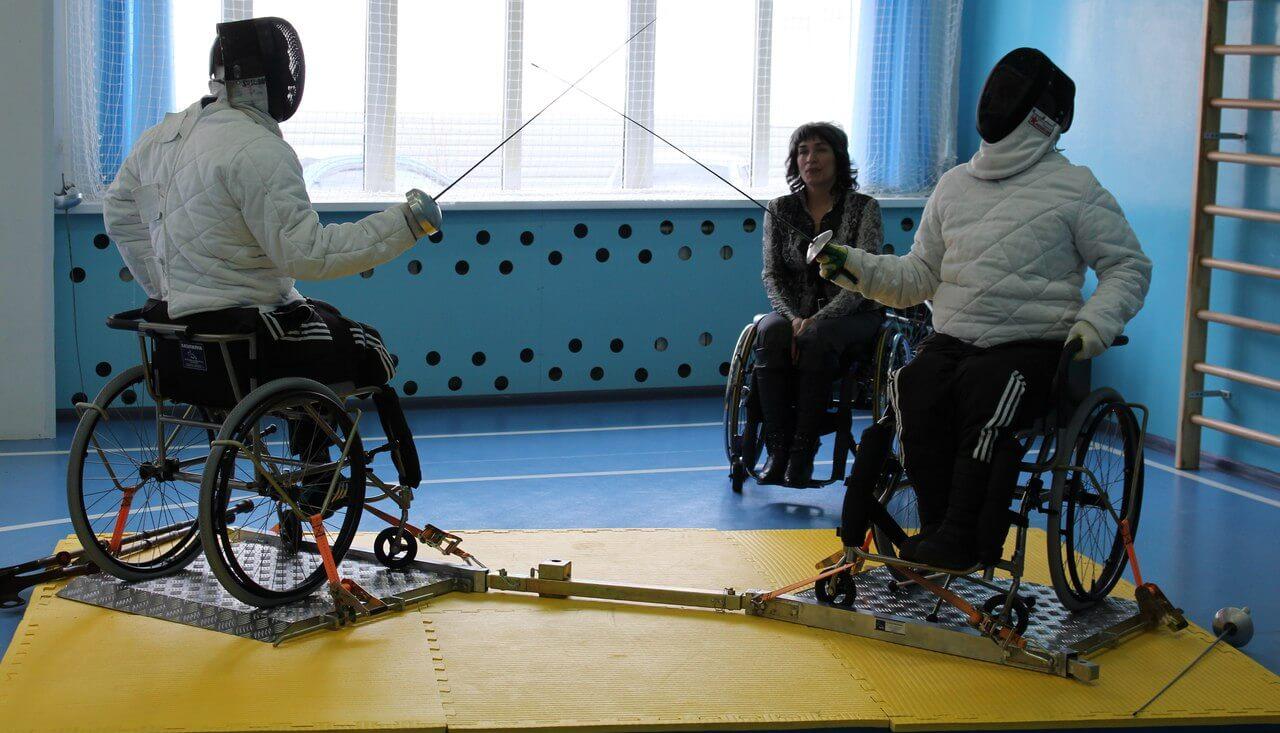 Центр адаптивного спорта Югры