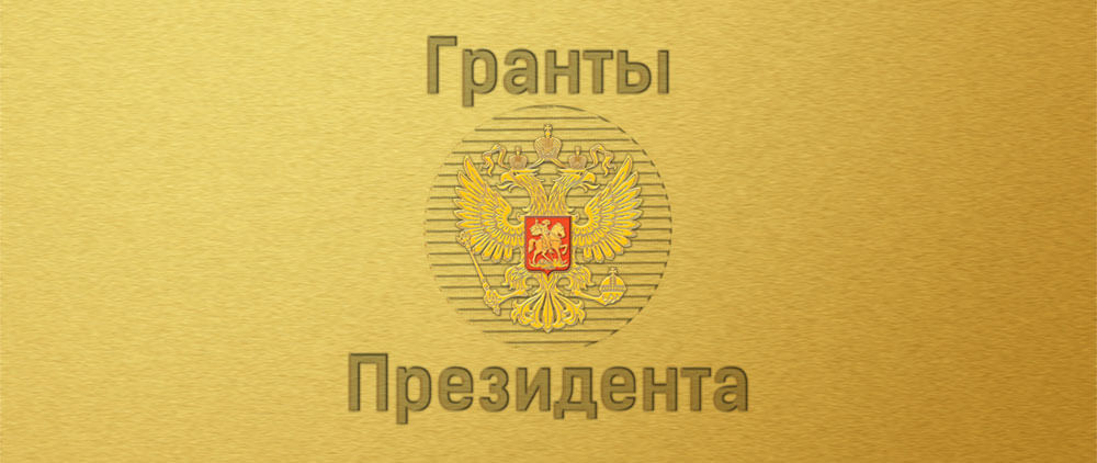 Конкурс на предоставление грантов Президента РФ на развитие гражданского общества