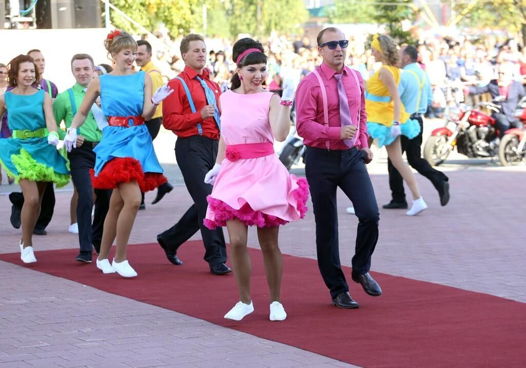 Программа праздничных мероприятий к 55-летнему юбилею города Югорска