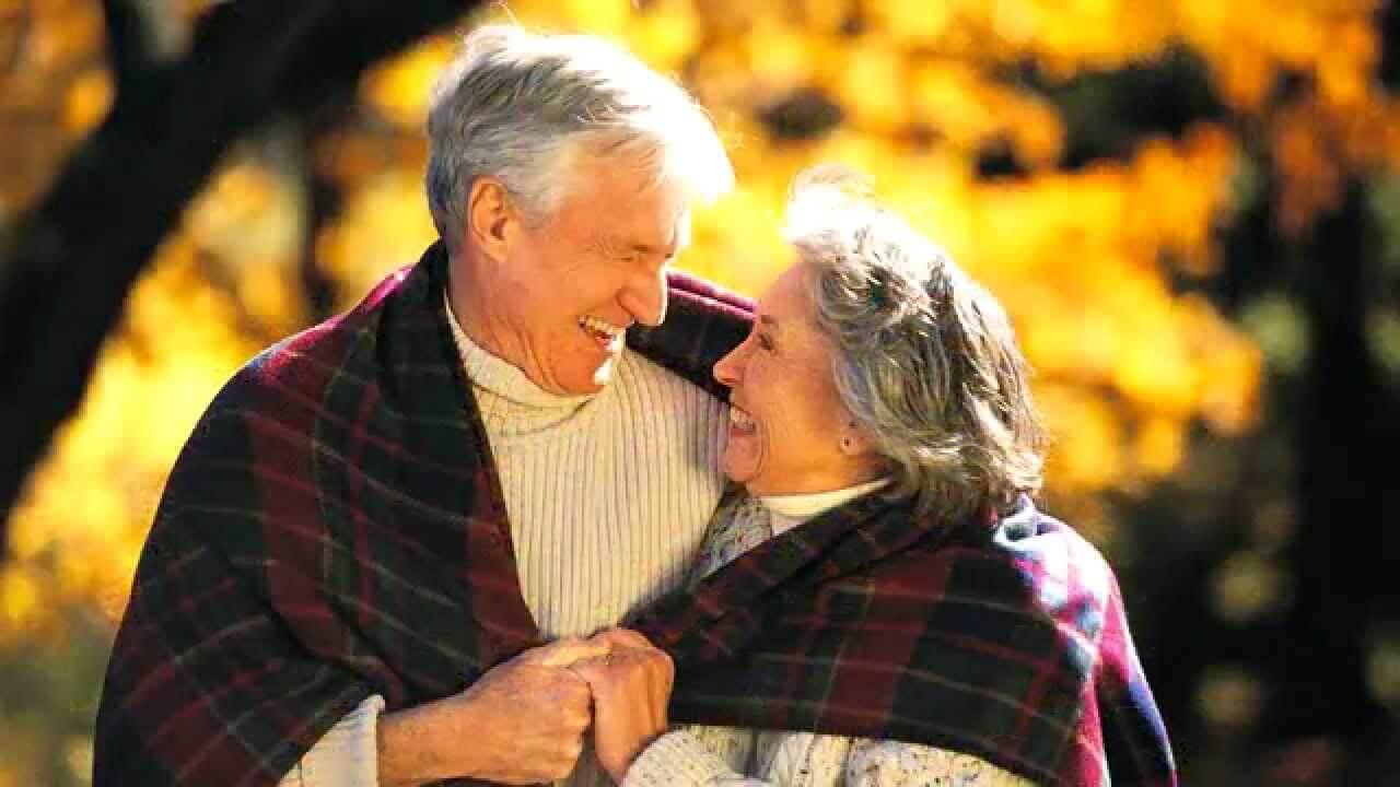 1 октября — международный день пожилого человека!