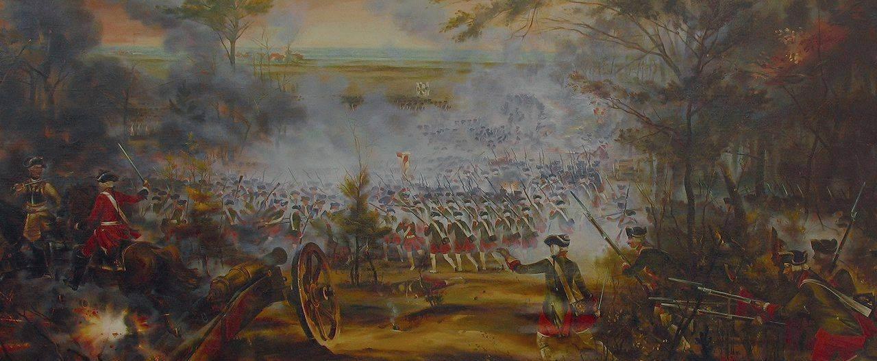 Памятная дата военной истории России. 30 августа 1757 года