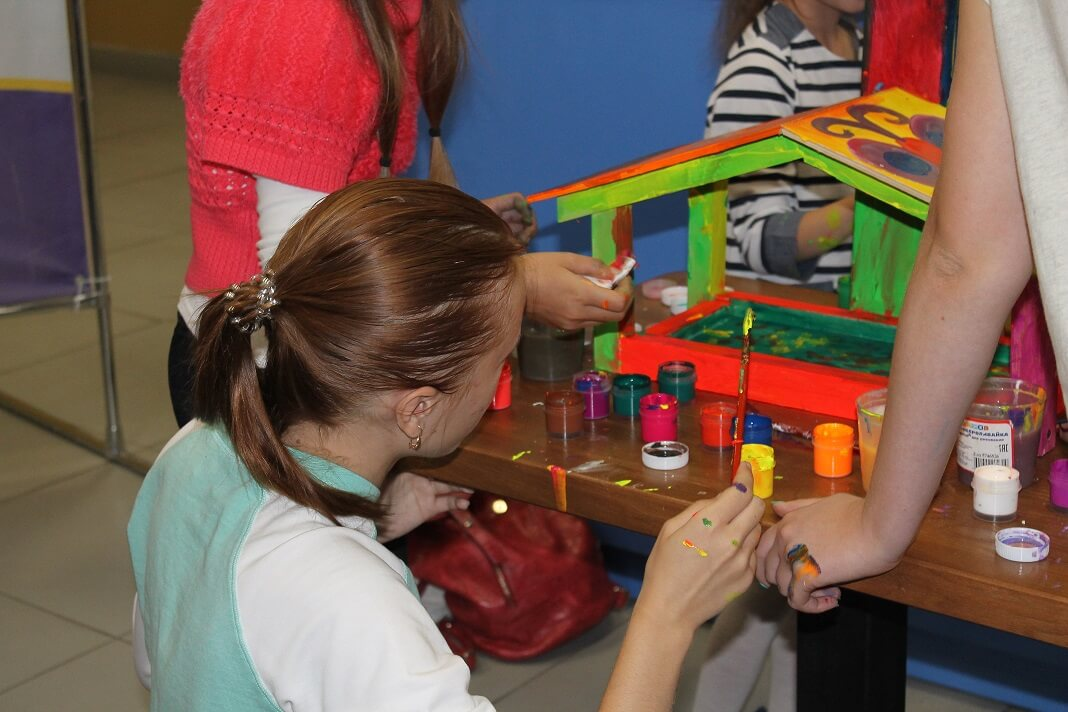 Фестиваль добровольчества «Пикник Добра»