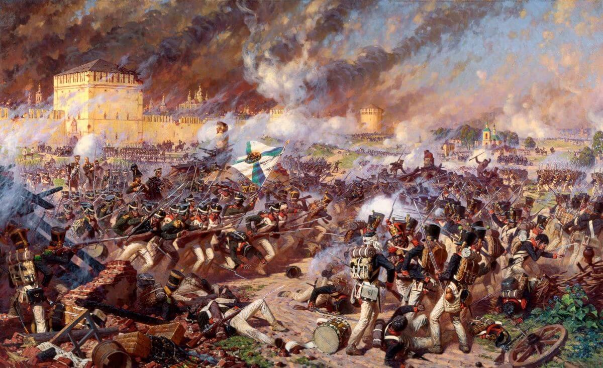 Памятная дата военной истории России. 1 октября 1609 г.
