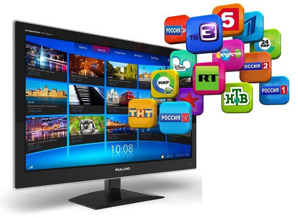 Цифровое телевидение — в каждый дом