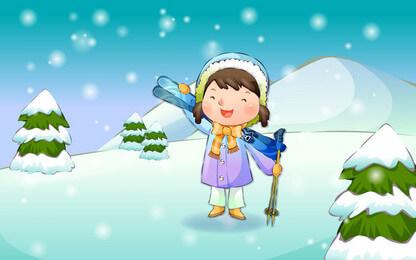 Безопасность детей зимой на льду
