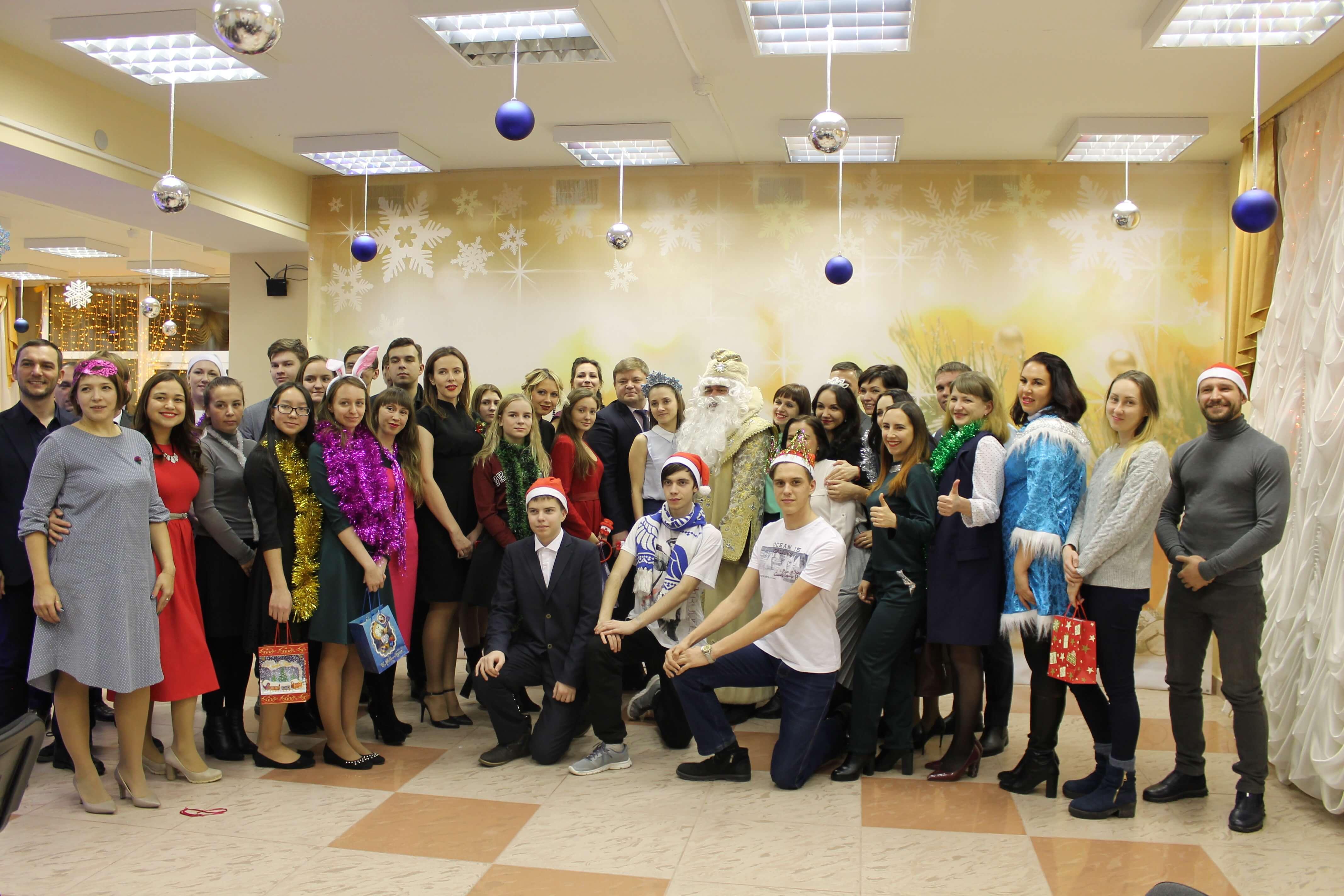 Встреча молодежи с главой города Югорска