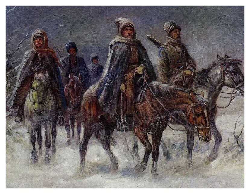 Некоммерческая общественная организация Казачье общество «Станица Югорская»