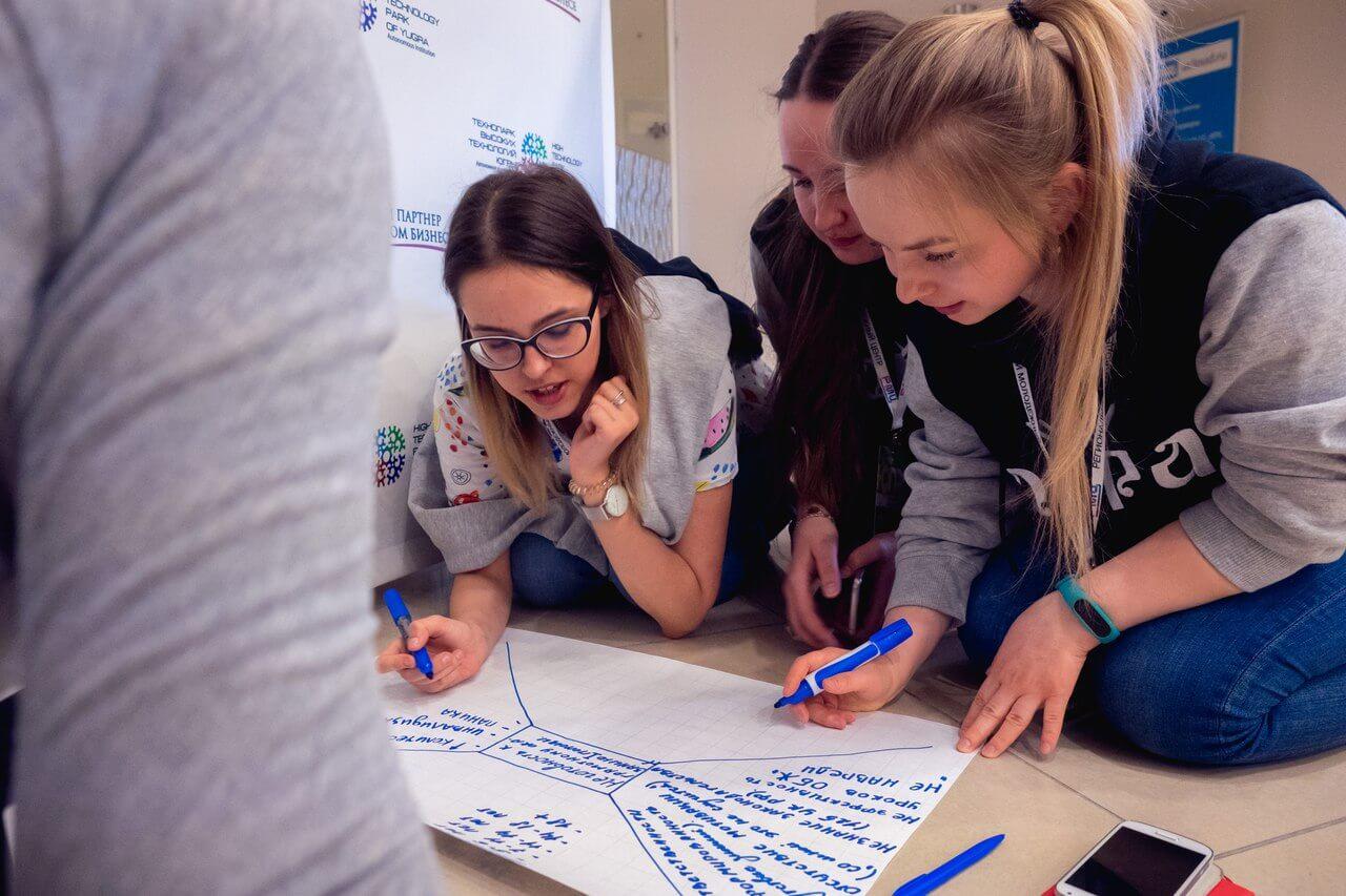 Форум школьников и студентов «Креативный город» в Югре