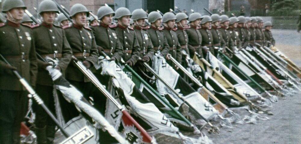 24 июня 1945 года — Парад Победы