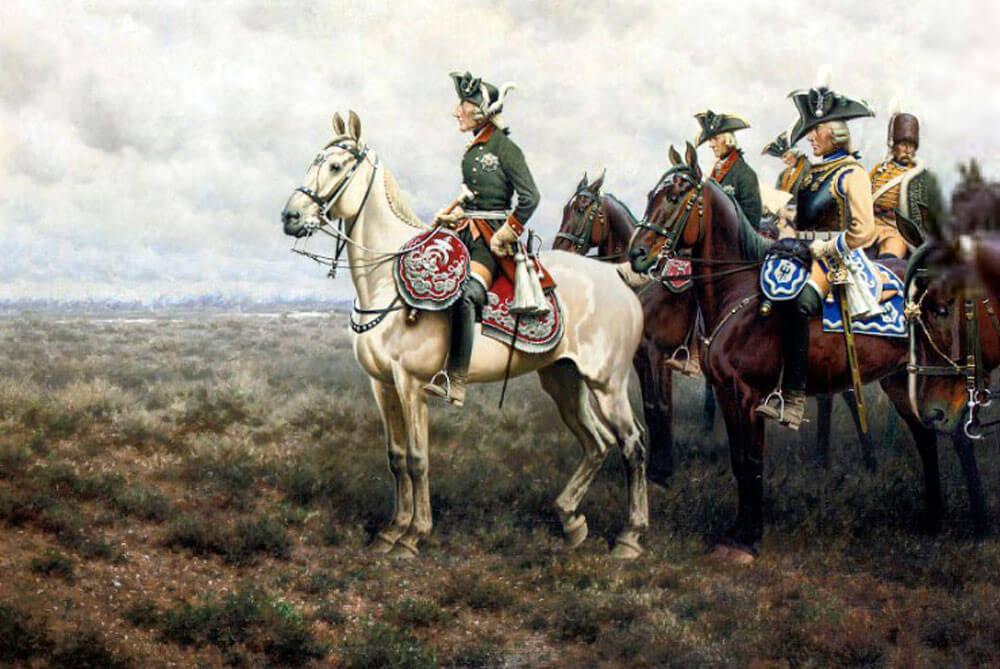 9 октября 1760 года — Русские войска взяли Берлин