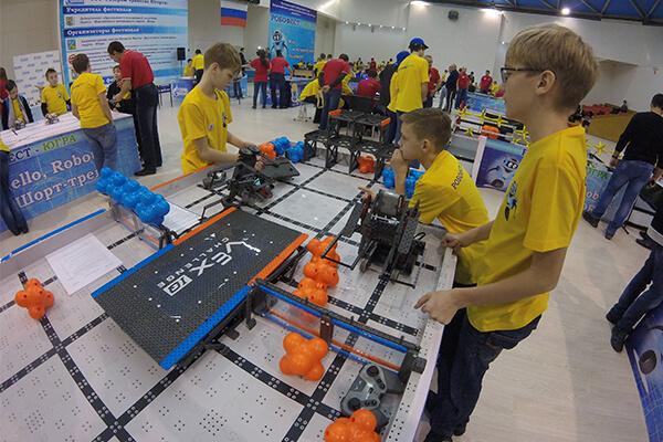 Робототехнический фестиваль «РобоФест-Югра»