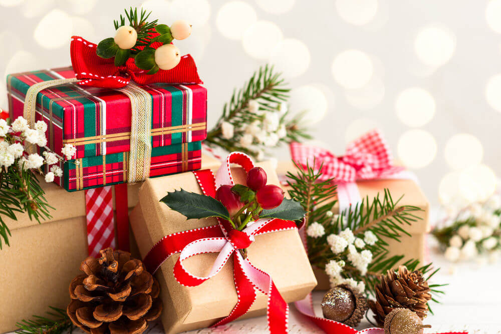 Акция по сбору подарков детям пострадавших территорий