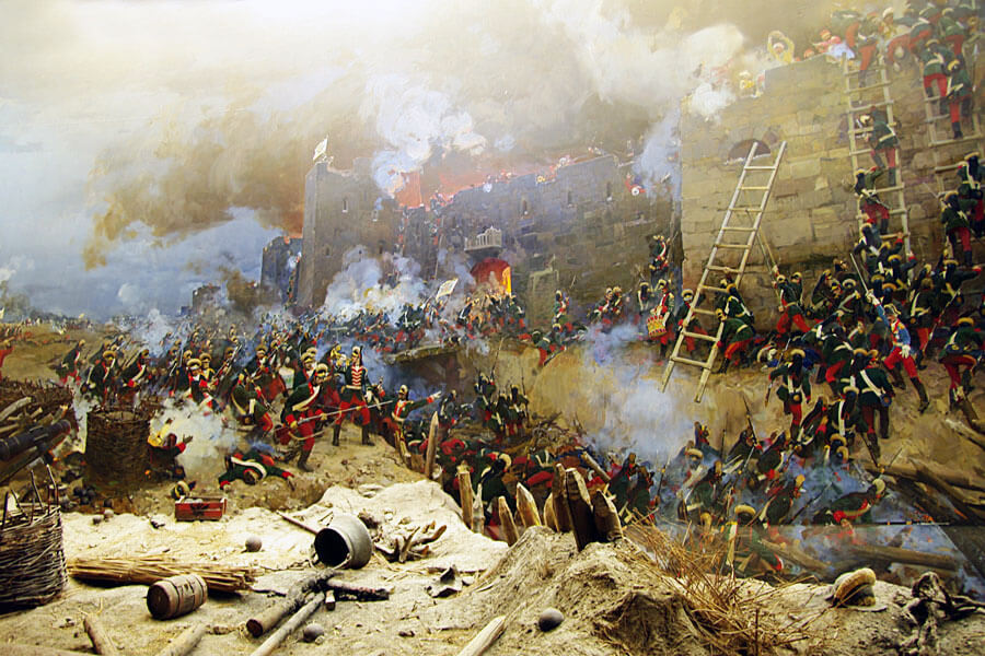 24 декабря — Взятие Измаила (1790 год)