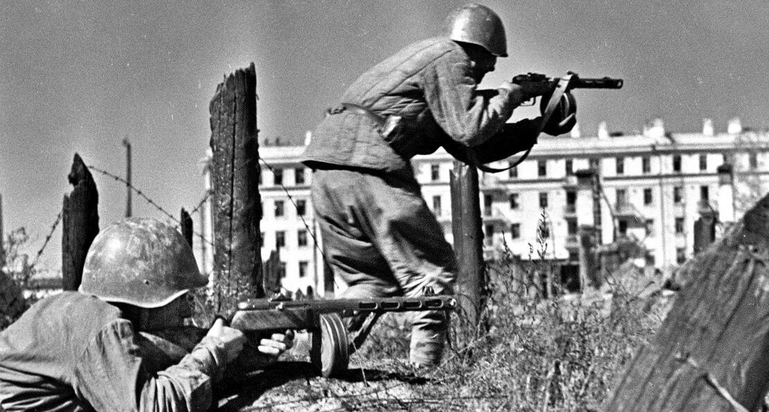 2 февраля — Сталинградская битва