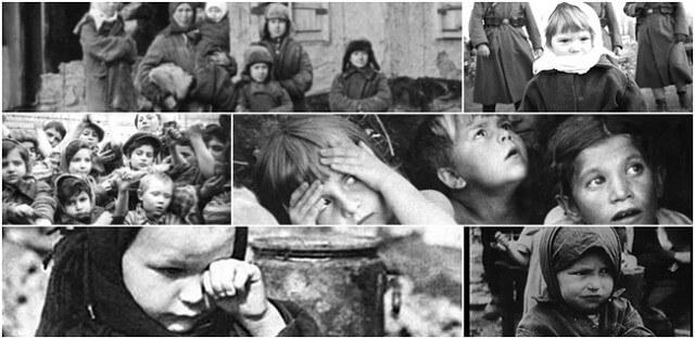 Олимпиада «Моё детство – война»
