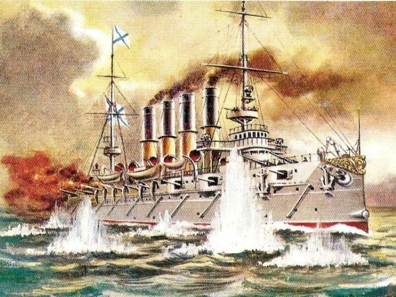 9 февраля — подвиг крейсера «Варяг»