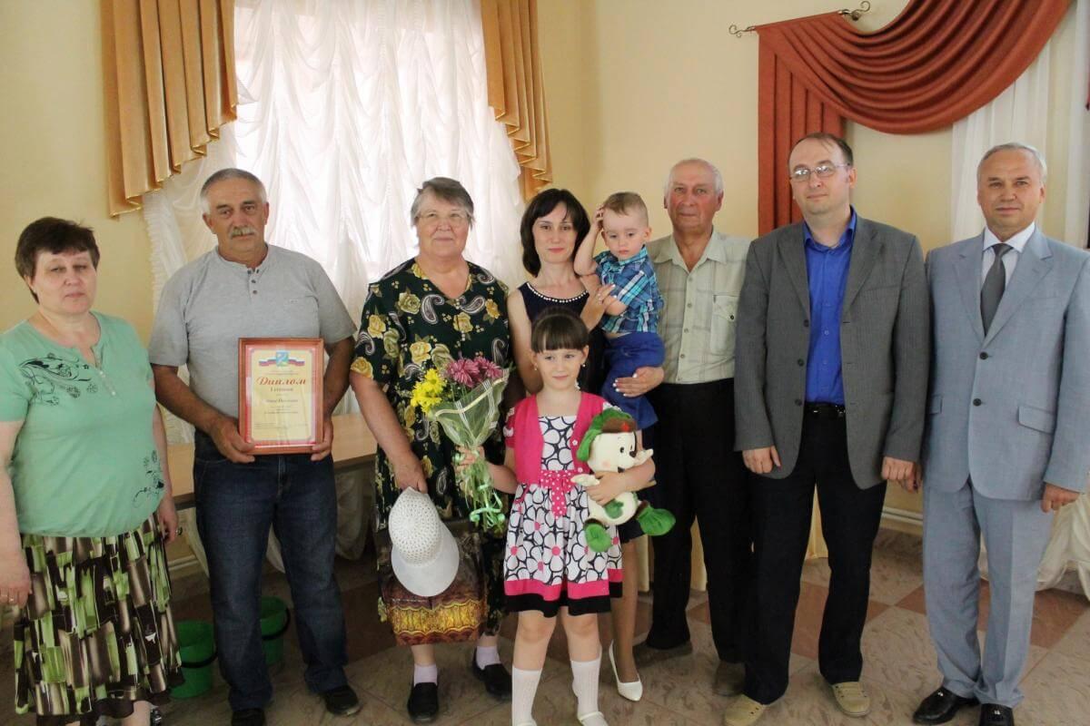 Итоги конкурсов «Семья года Югры» и «Семья основа государства»