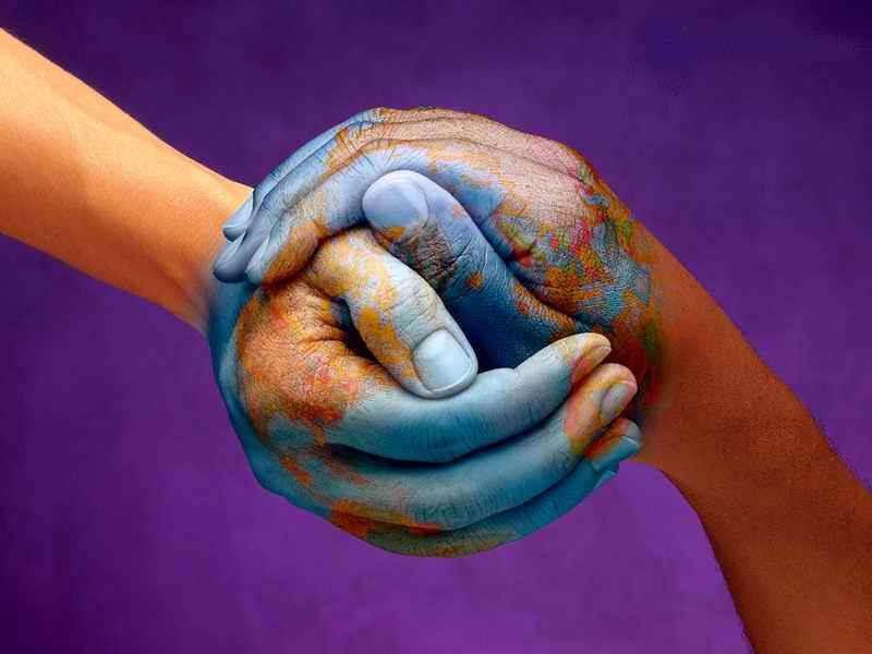 «Сбережем этот мир вместе»