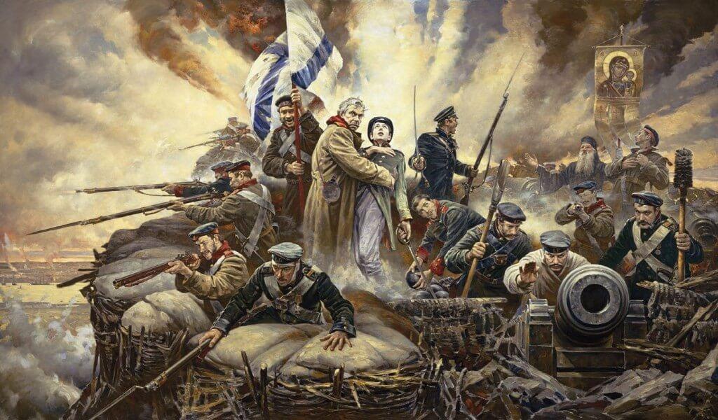 18 июня 1855 года – «Первая оборона Севастополя»