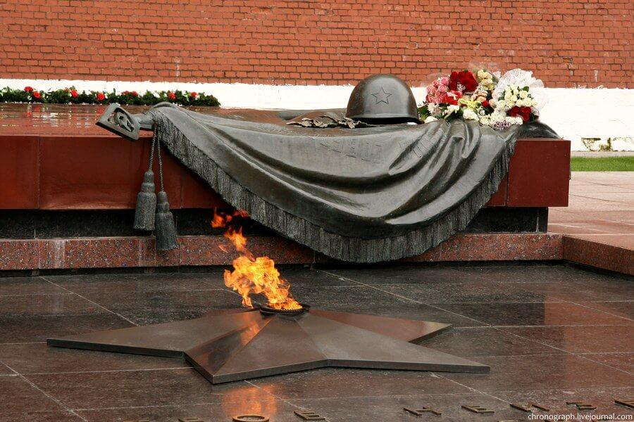 3 декабря – День Неизвестного солдата