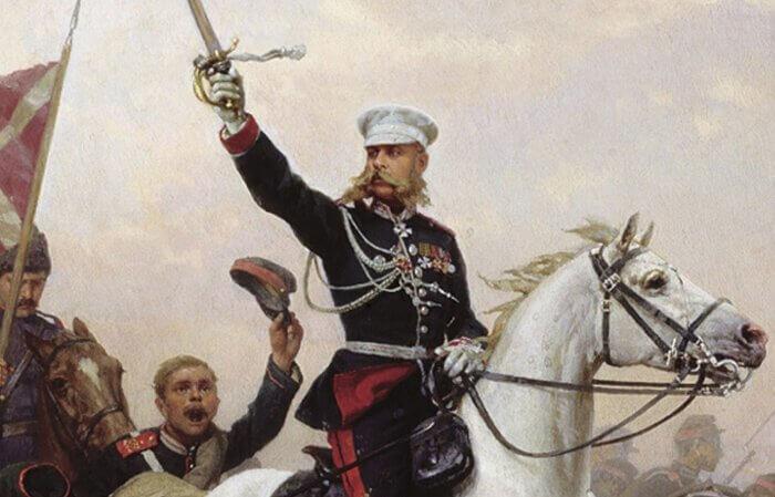 7 января — сражение при Шейново