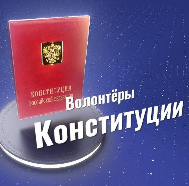 «Волонтеры Конституции»