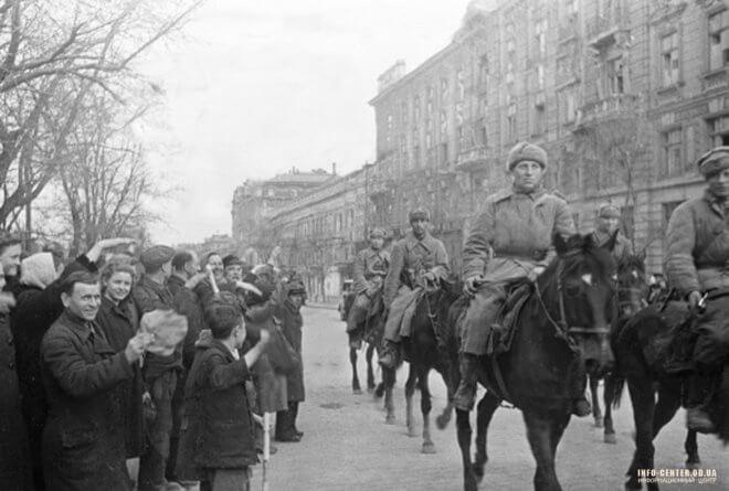10 апреля 1944 года – День освобождения Одессы от Румынско-немецких войск
