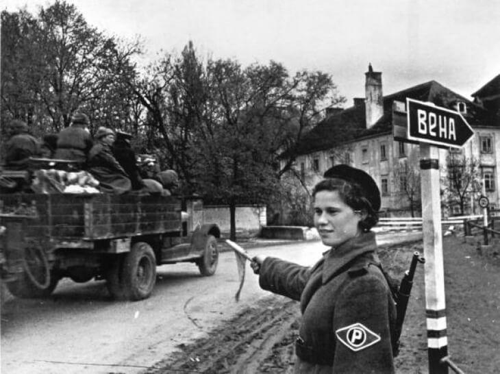 13 апреля 1945 года — Освобождение Вены