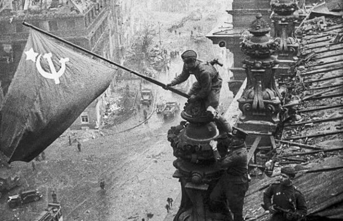 16 апреля 1945 года — началась Берлинская стратегическая наступательная операция