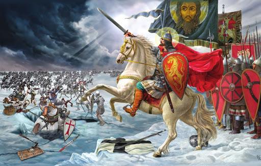 18 апреля 1242 года – Ледовое побоище
