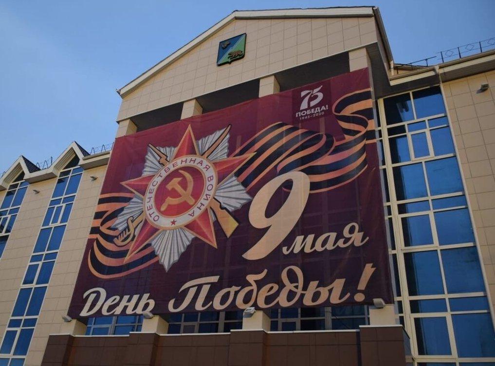 Югорчане встретили 75-летие Победы