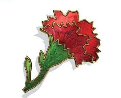 В Югорске продолжается ежегодная акция «Красная гвоздика»!