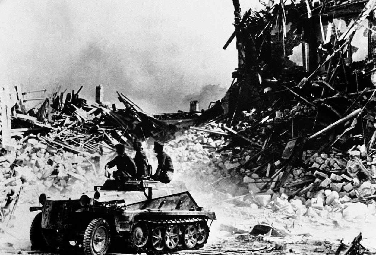 12 мая 1944 года – день полного освобождения Крыма