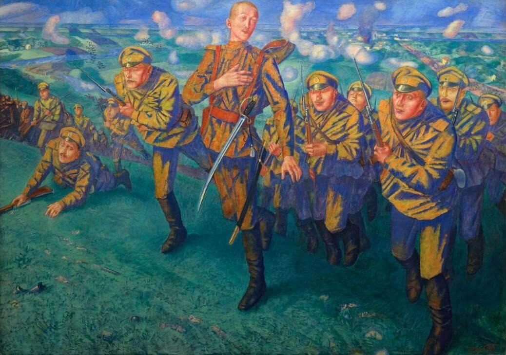 """4 июня 1916 года """"Брусиловский прорыв"""""""