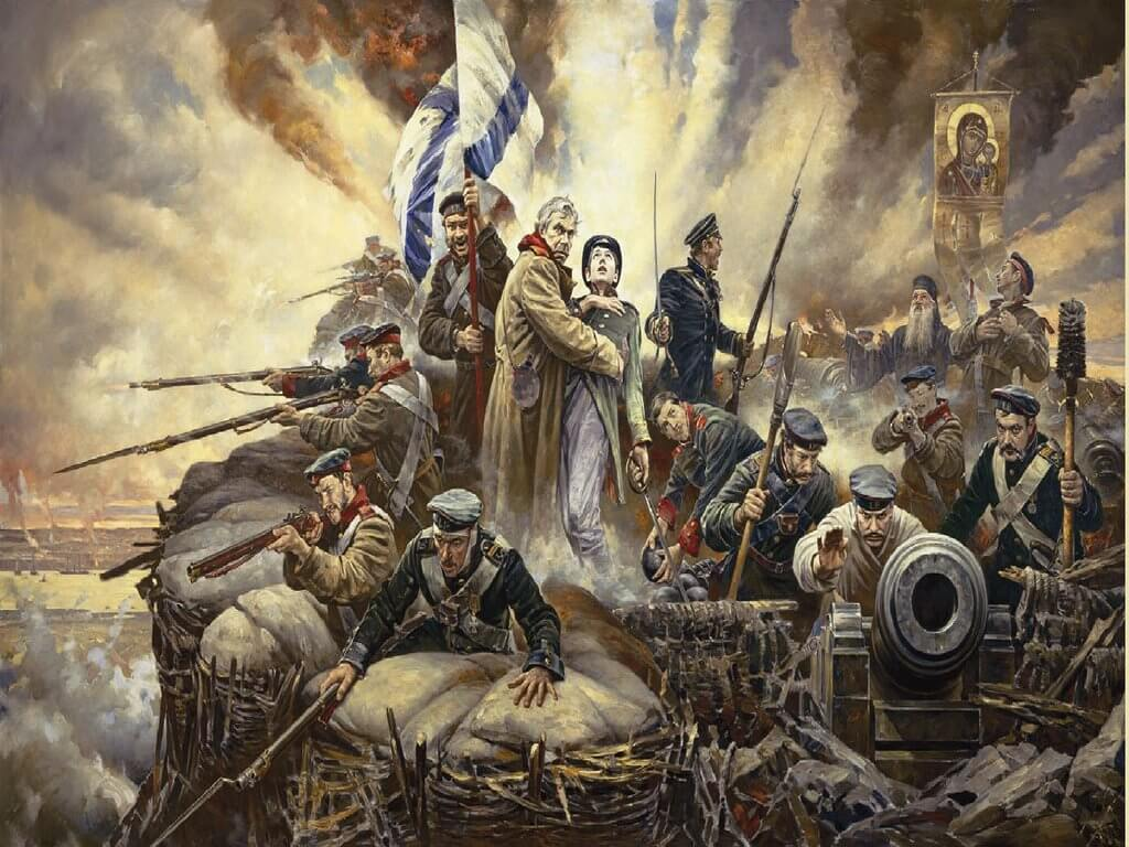 18 июня 1855 года – героически отбит первый общий штурм Севастополя