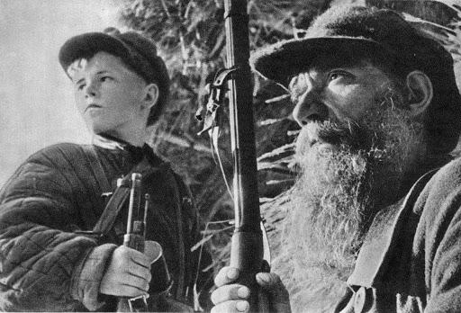29 июня – День памяти о партизанах и подпольщиках