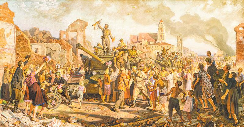 3 июля 1944 года – освобождение Минска