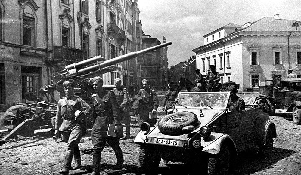 13 июля 1944 года – Освобождение Вильнюса