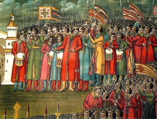 2 августа 1572 – битва при Молодях