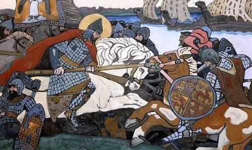 23 июля 1240 – Невская битва