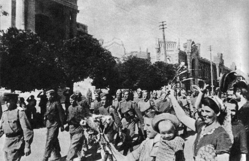 24 августа 1944 года – освобождение Кишинева