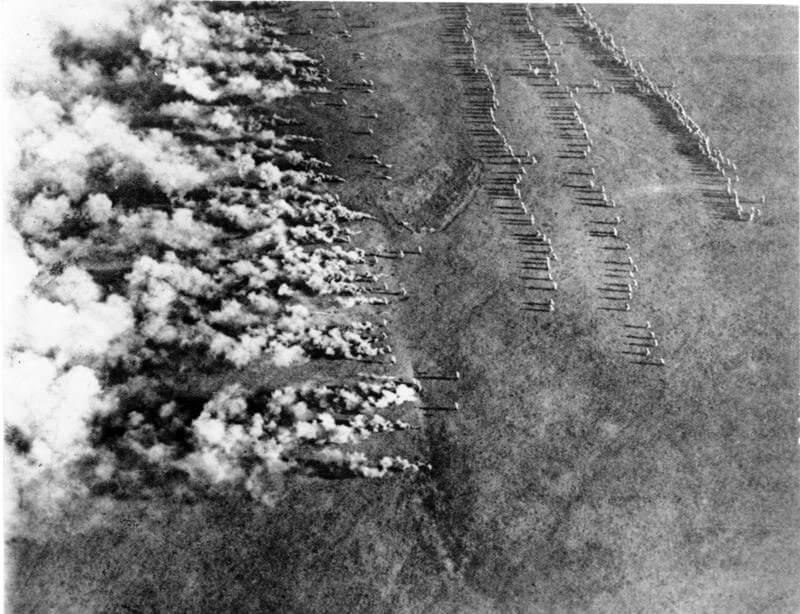 6 августа 1915 года – Подвиг крепости Осовец