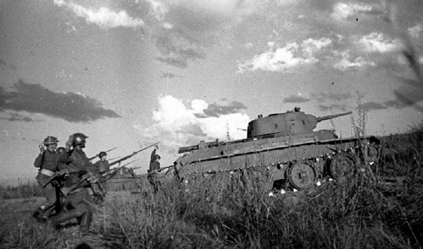 20 августа 1939 года – сражение на реке Халхин-Гол