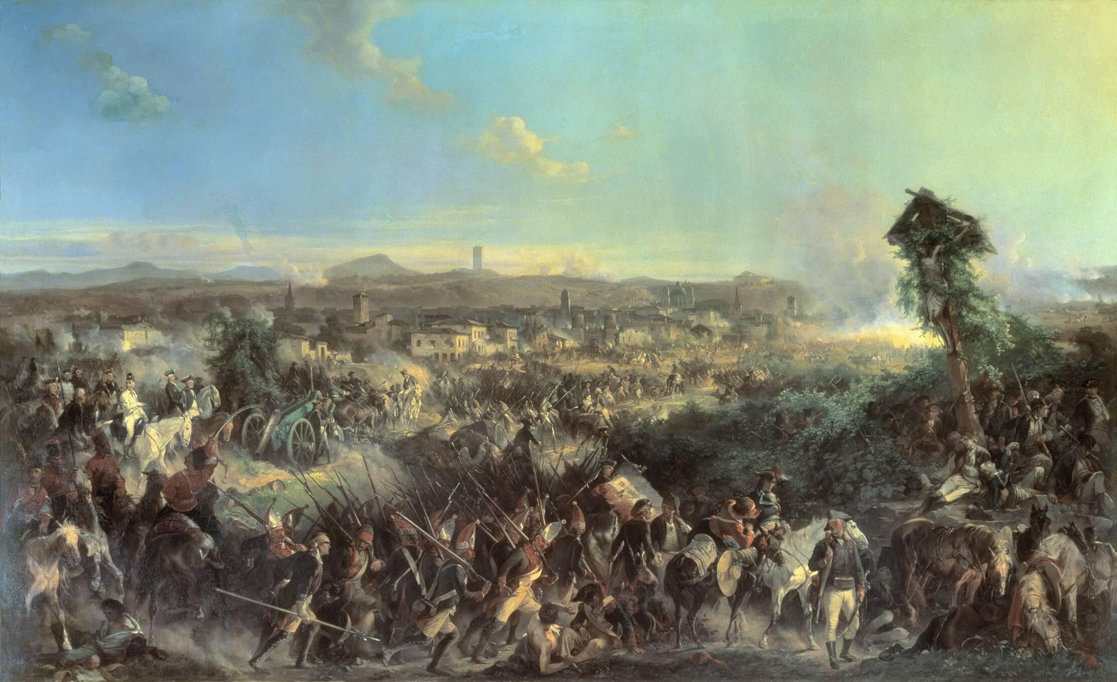 15 августа 1799 года – битва при Нови
