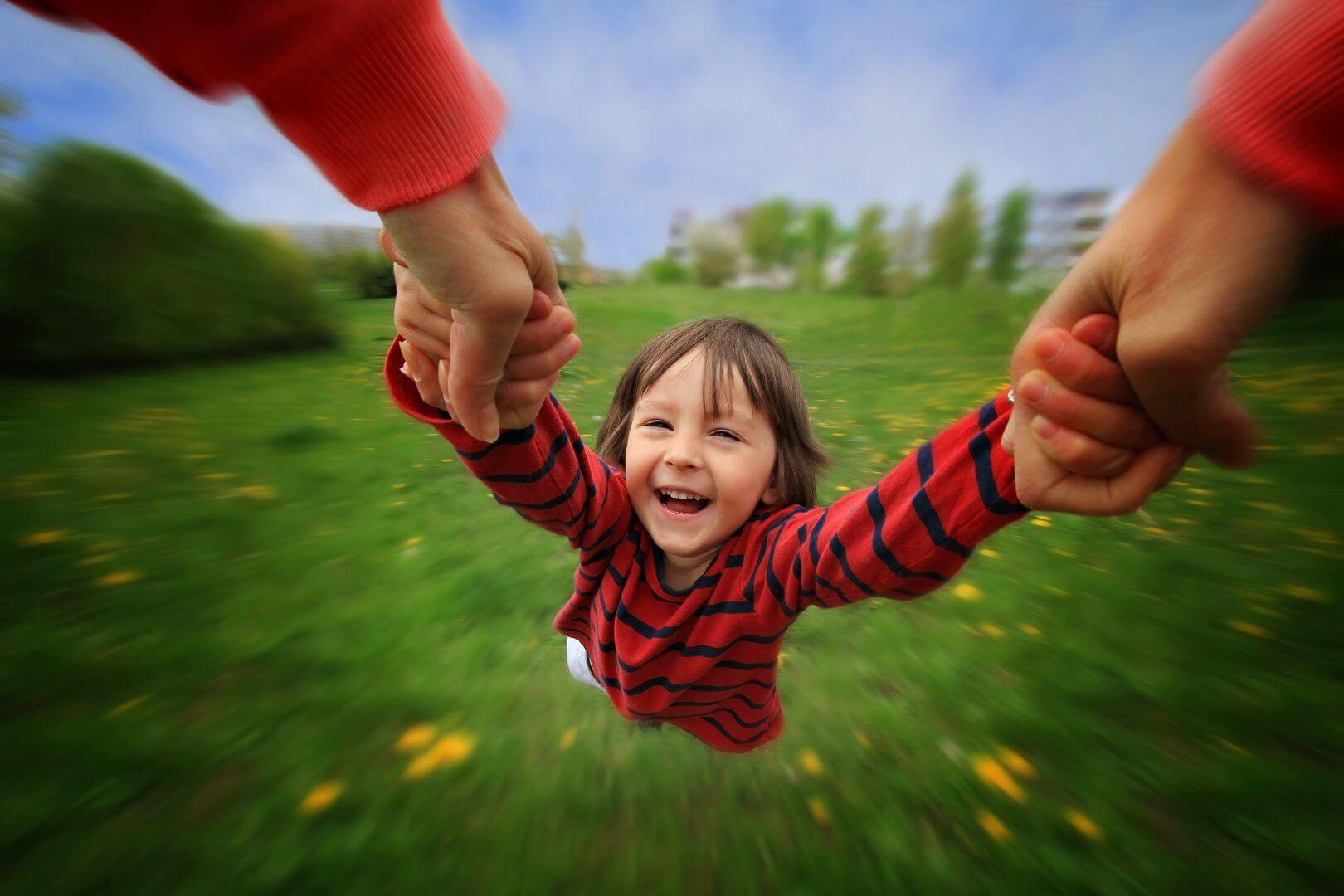 Акция «Рука в руке. Как воспитать счастливого ребенка»