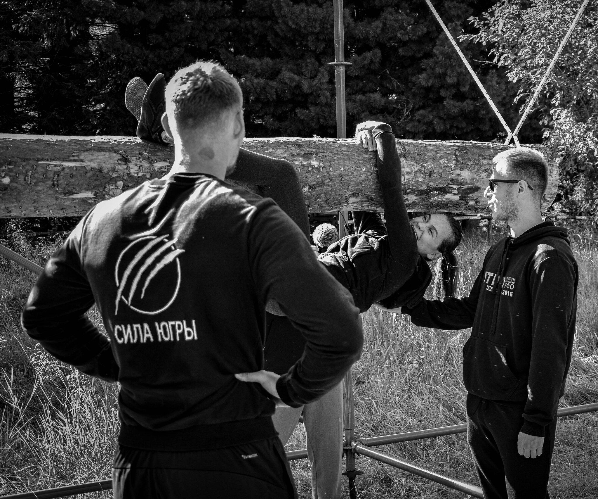 Спортивное испытание – «Сила Югры»