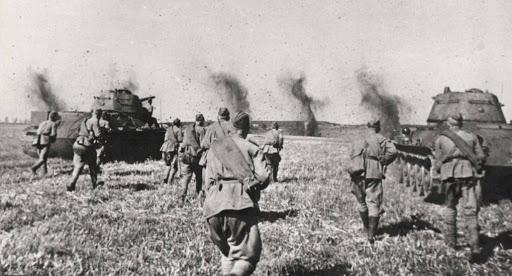 23 августа 1943 года – Курская битва